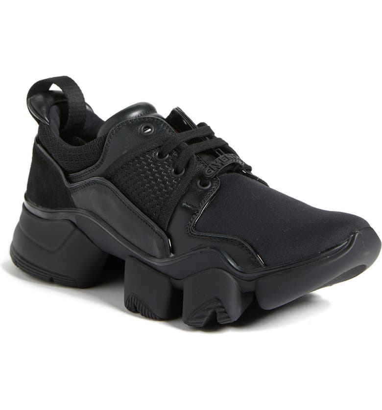 GIVENCHY Jaw Sneaker, Main, color, BLACK