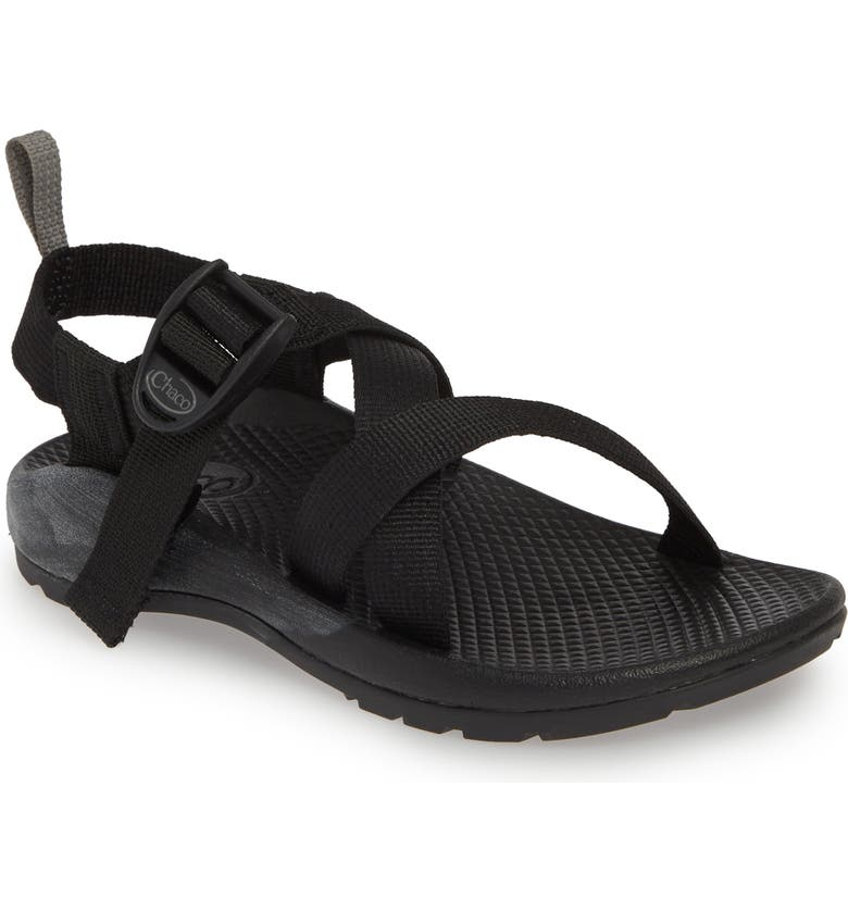 CHACO Z/1 Sport Sandal, Main, color, BLACK
