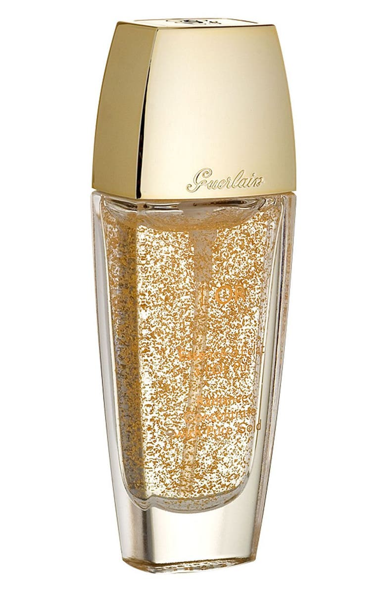 GUERLAIN 'L'Or' Radiance Concentrate with Pure Gold Makeup Base, Main, color, 000