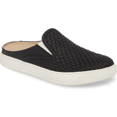 Johnston & Murphy Evie Slip-On Sneaker, Black