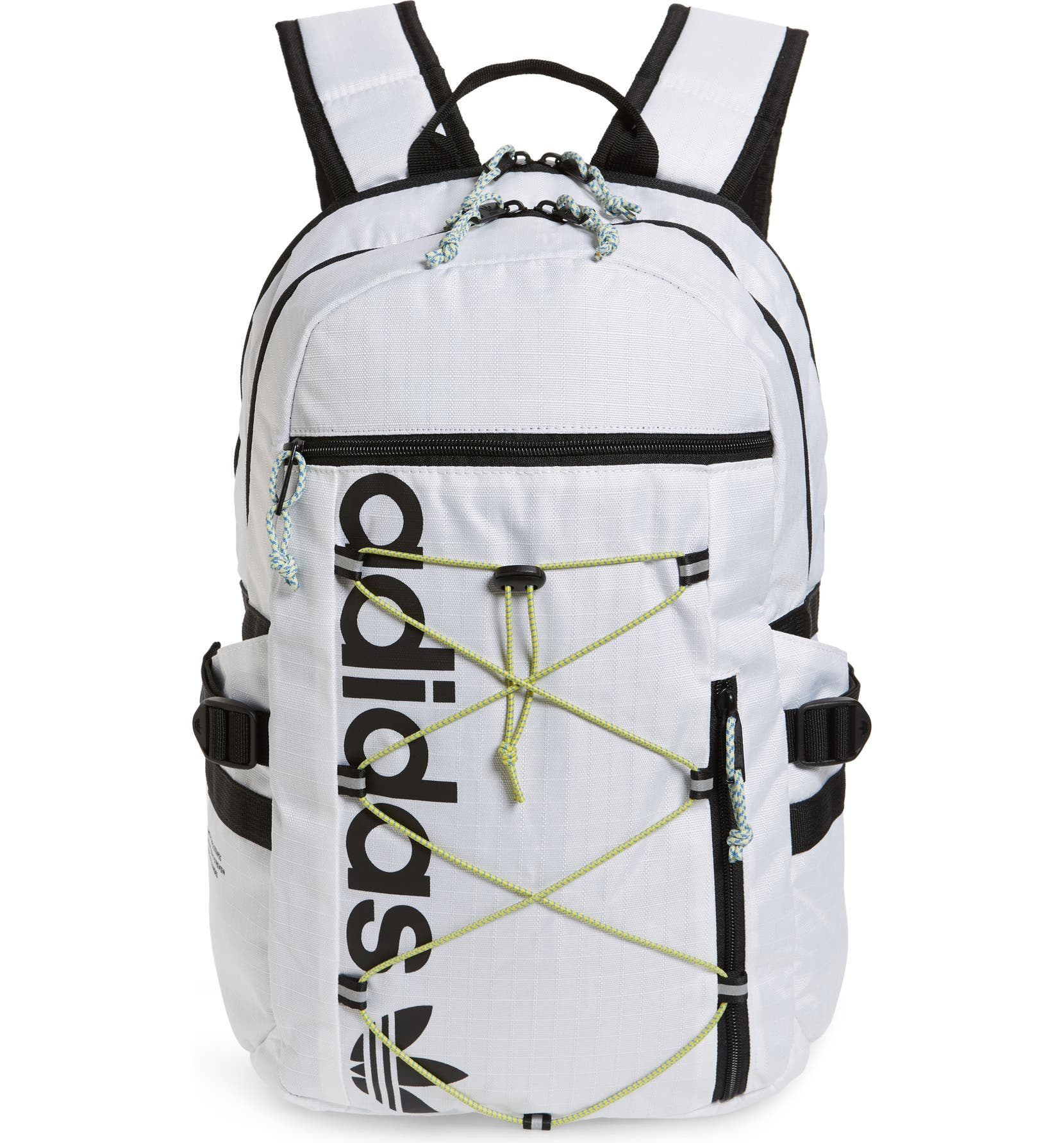 a6919fe23a adidas Originals White Bungee Backpack | Nordstrom
