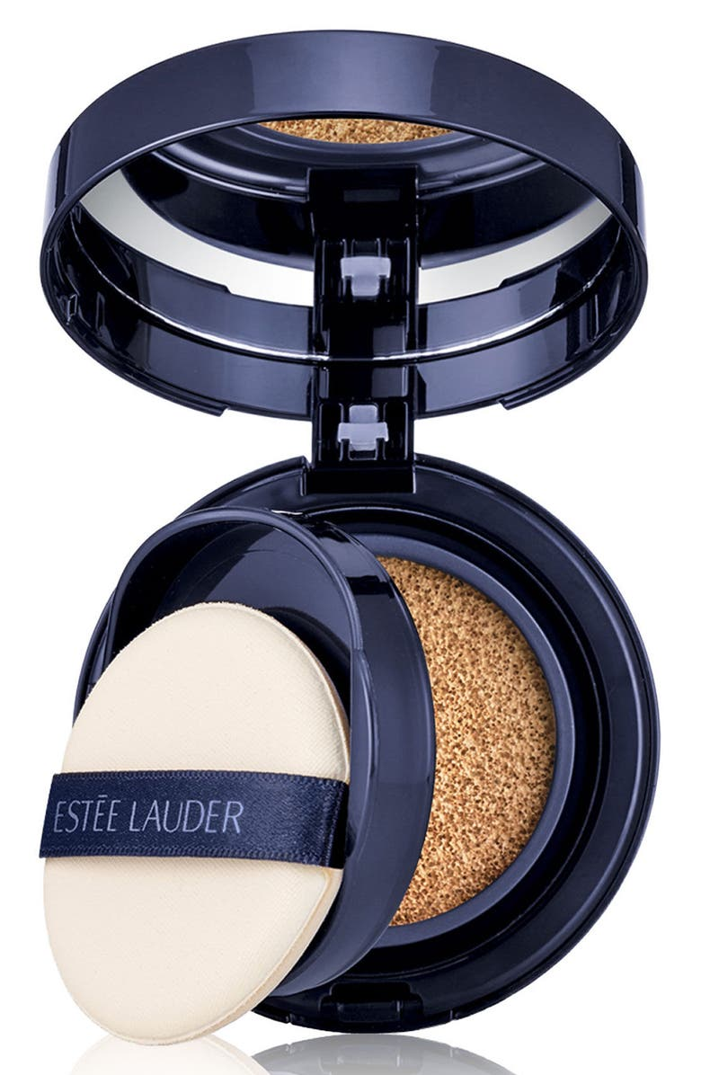 ESTÉE LAUDER Double Wear Cushion BB All Day Wear Liquid Compact SPF 50, Main, color, 3W1 TAWNY