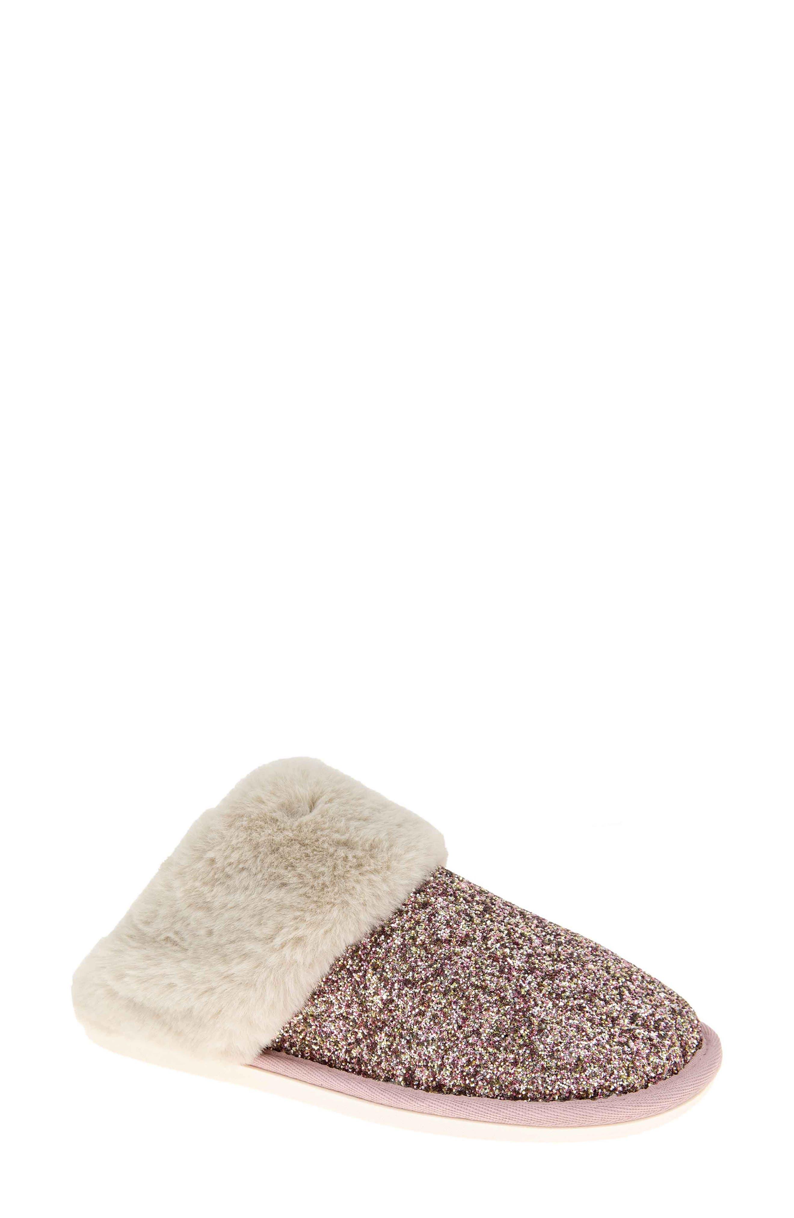 Tria Faux Fur Lined Slipper