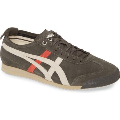 Asics Onitsuka Tiger Mexico 66 Low Top Sneaker, Brown