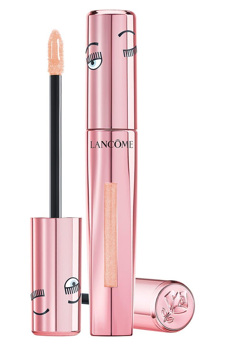 Lanc Me X Chiara Ferragni LAbsolu Lacquer Longwear Lip Color Exclusive