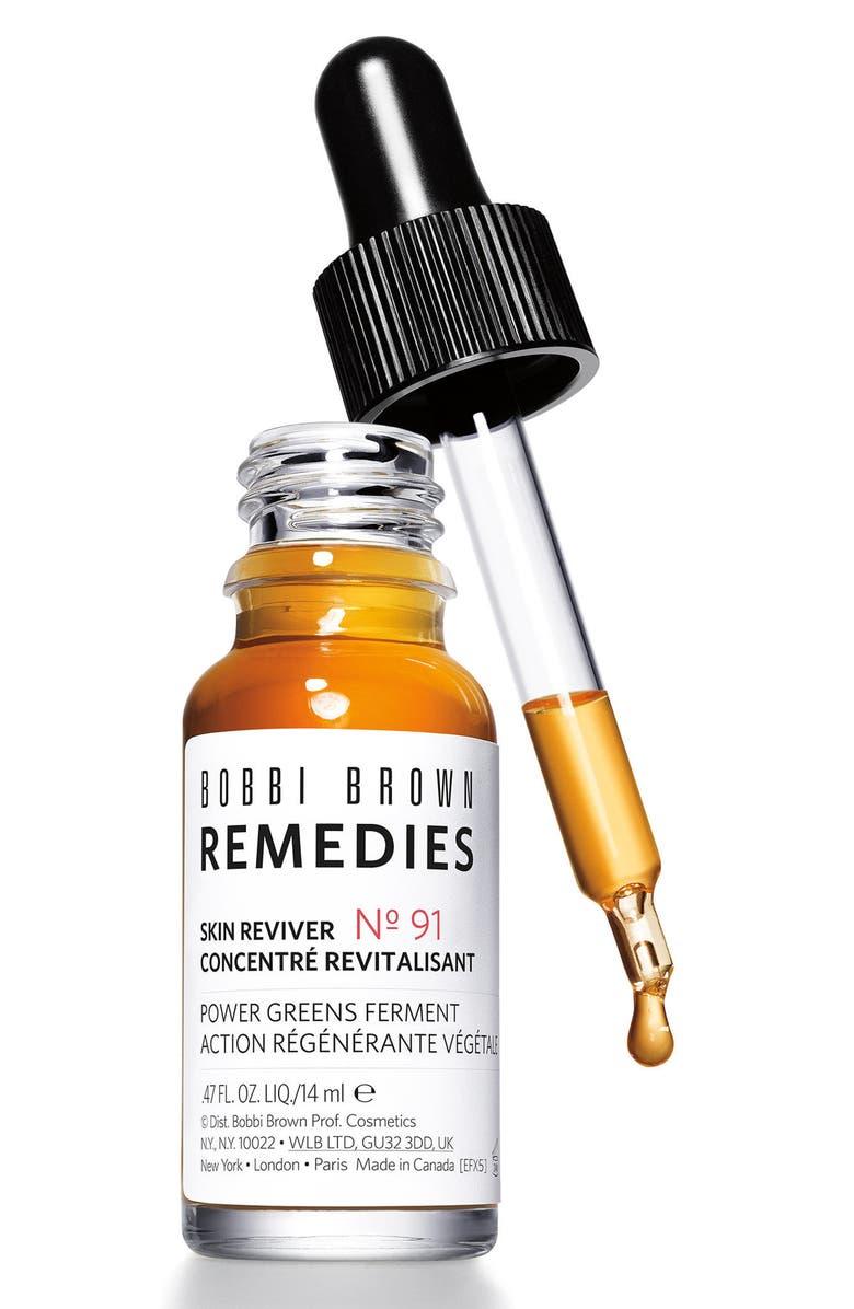 BOBBI BROWN Skin Reviver No. 91 Face Oil, Main, color, NO COLOR