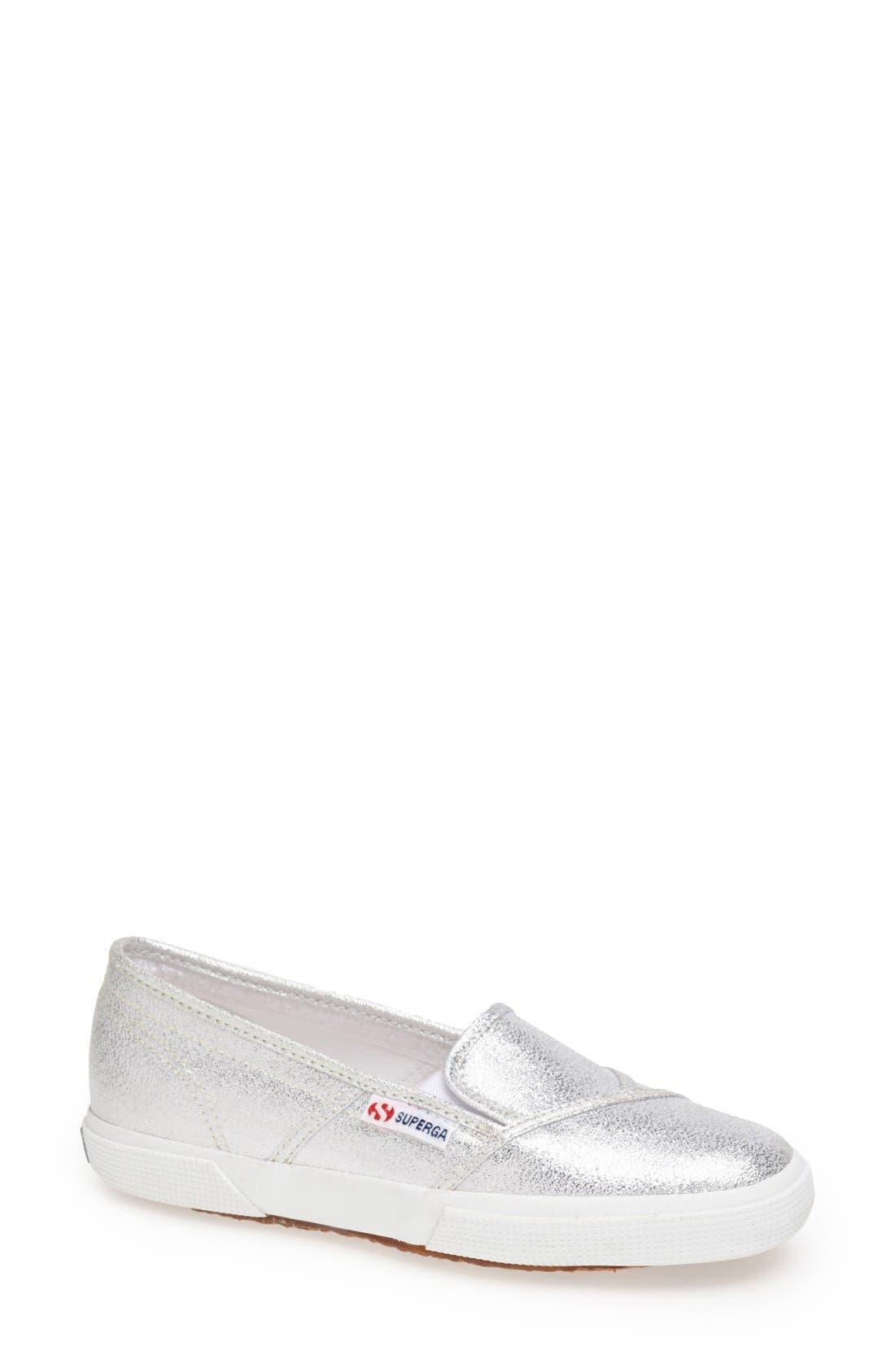 Superga 'A Line' Sneaker (Women