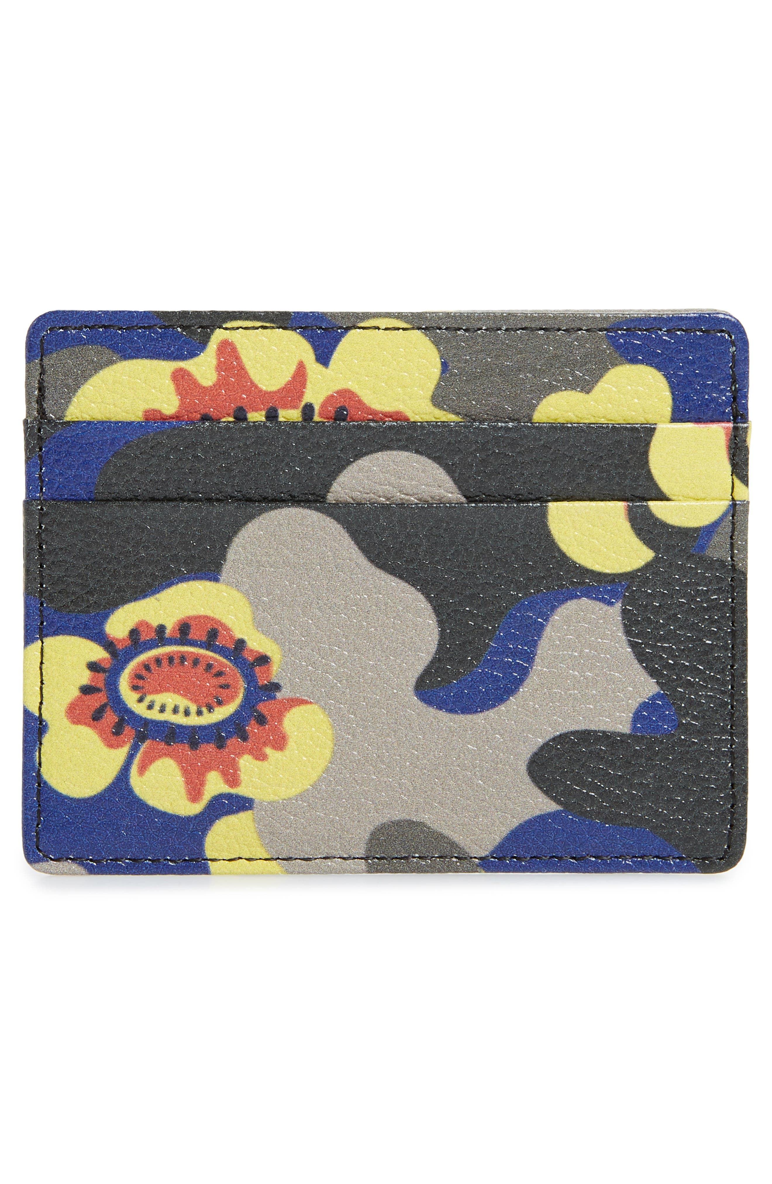 ,                             Jamie Leather Card Case,                             Alternate thumbnail 26, color,                             401