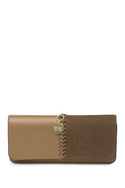Image of See By Chloe Tilda Whipstitch Wallet