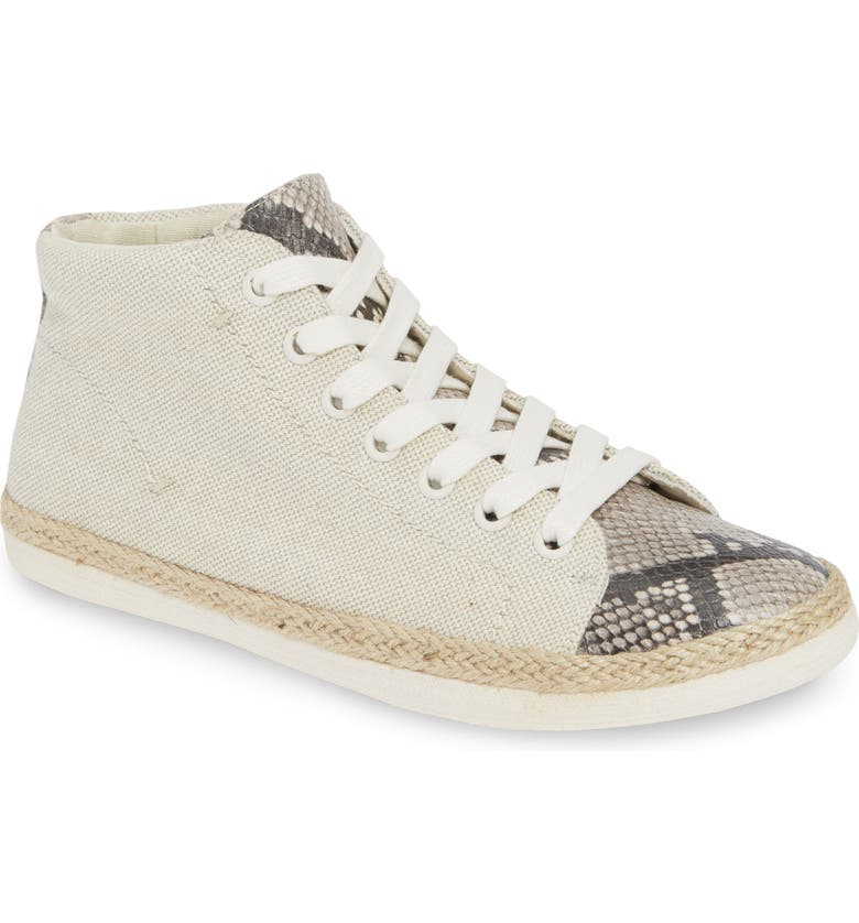 DOLCE VITA Akello Espadrille High Top Sneaker, Main, color, 200