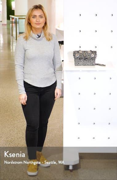 Mini Kensington Tweed Crossbody Bag, sales video thumbnail