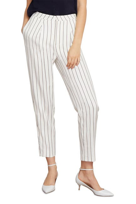 Image of Habitual Abigail Striped High Waist Pants
