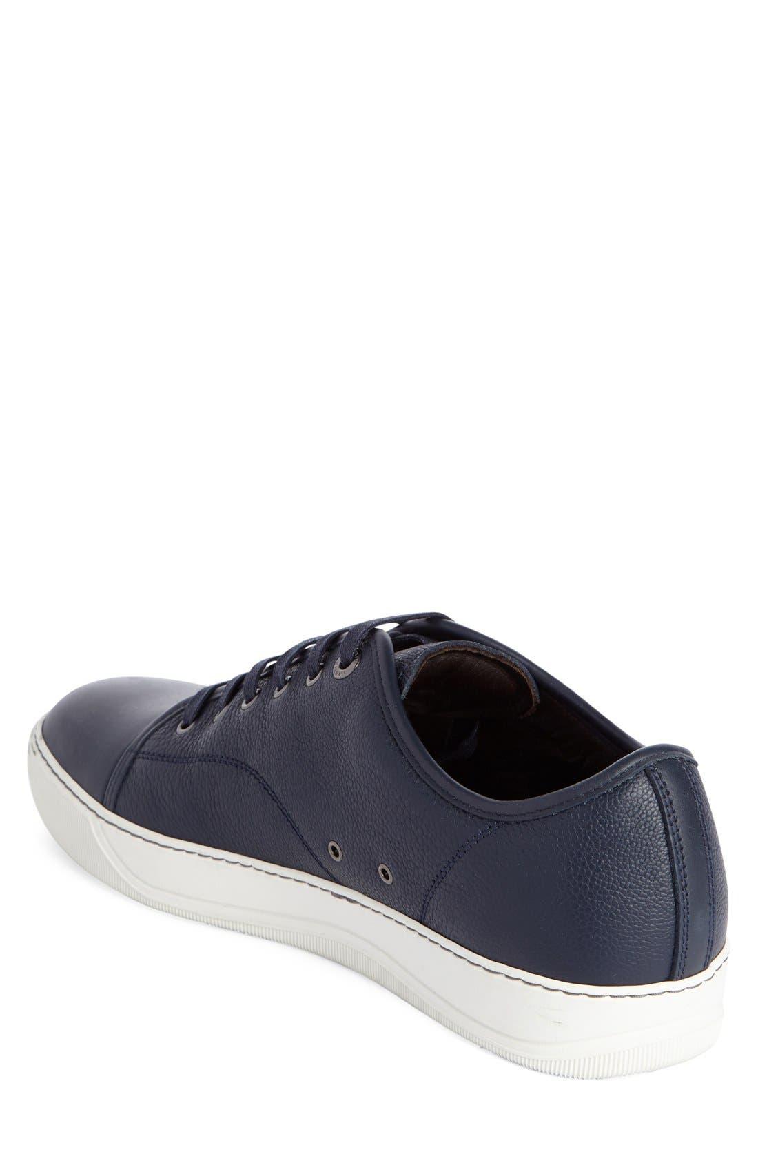 ,                             Shiny Cap Toe Sneaker,                             Alternate thumbnail 12, color,                             424