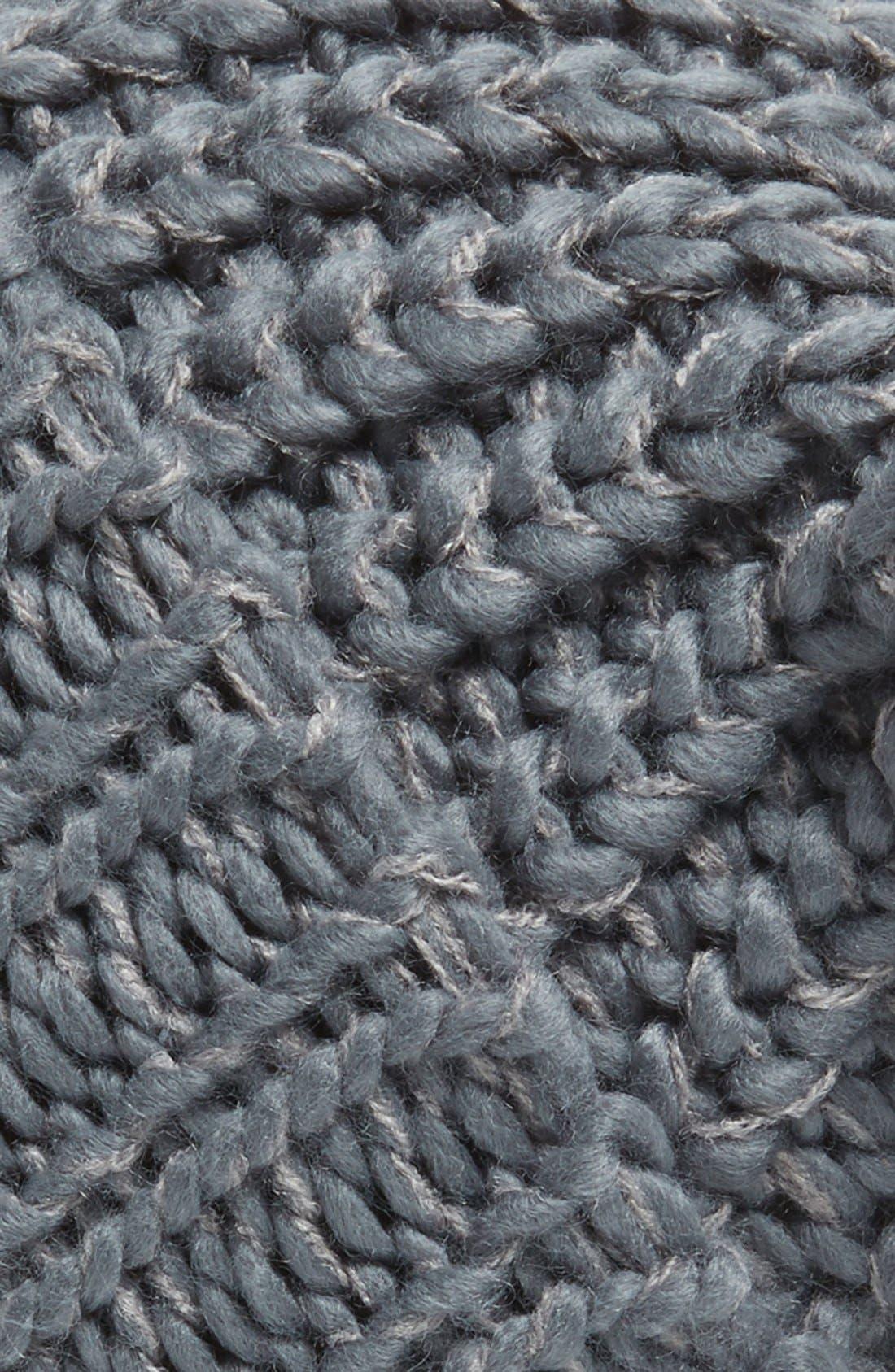 ,                             Chunky Rib Knit Beanie,                             Alternate thumbnail 6, color,                             021