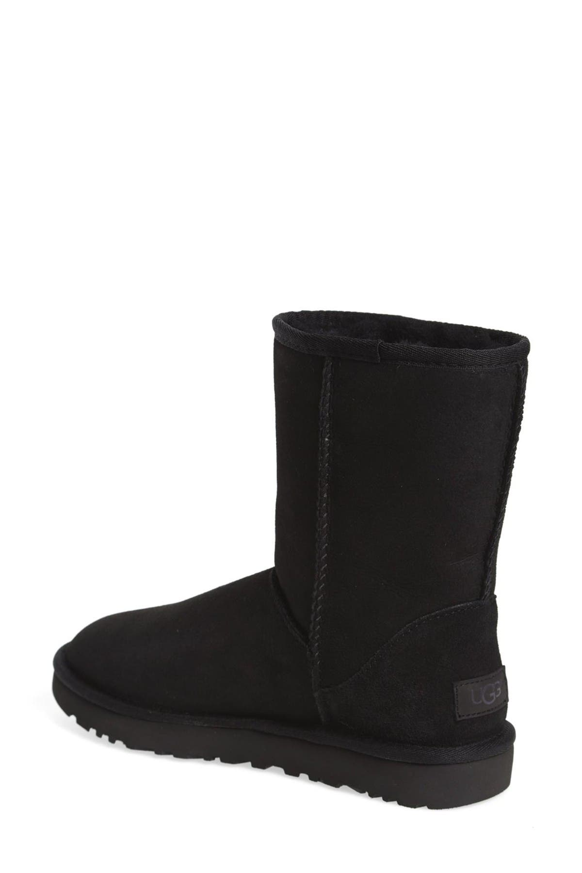 UGG Essential Short UGGpure Wool Lined Leather Boot