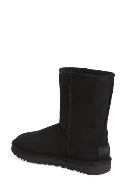 Image of UGG Essential Short UGGpure Wool Lined Leather Boot