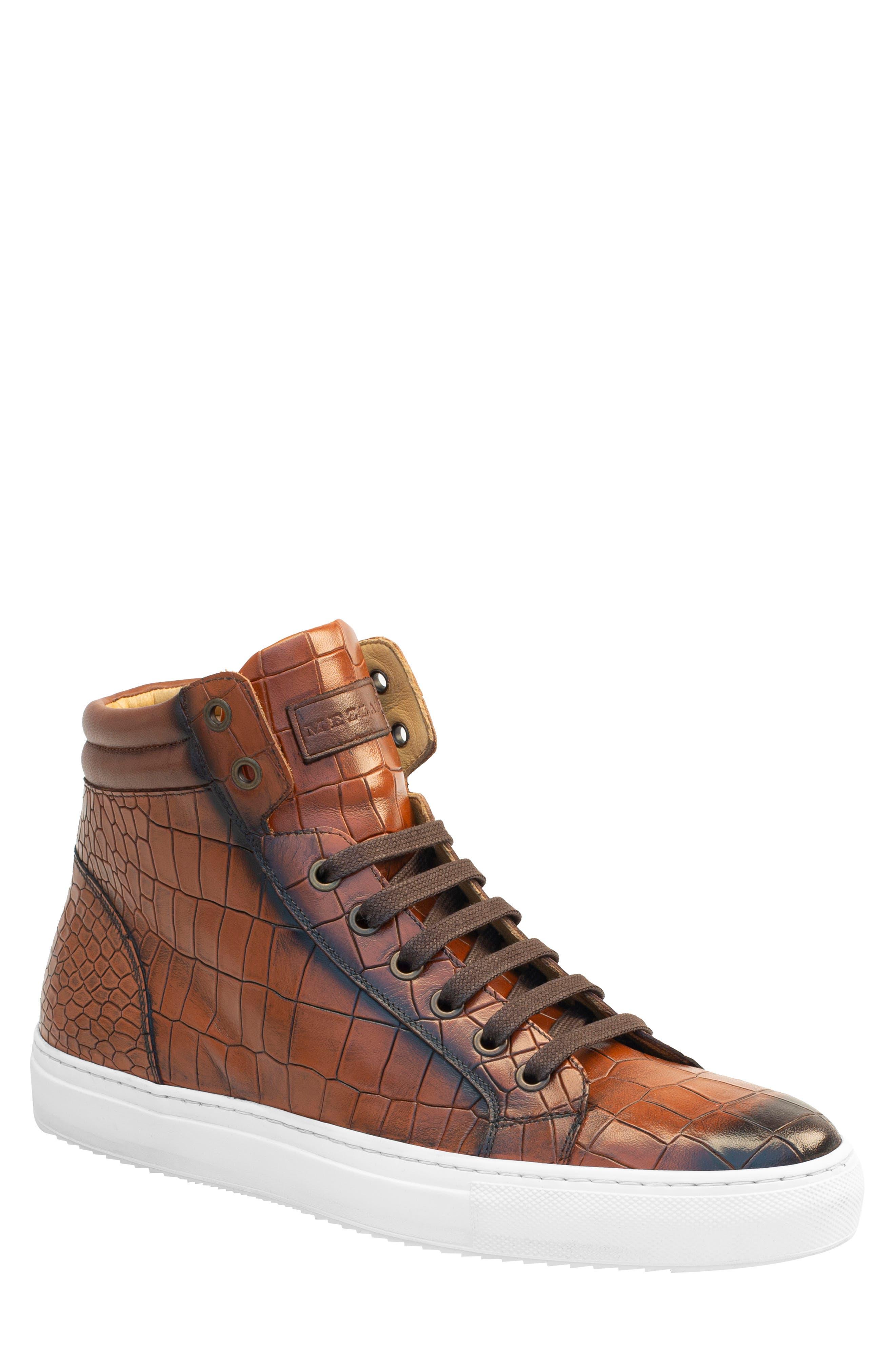 Cartel High Top Sneaker