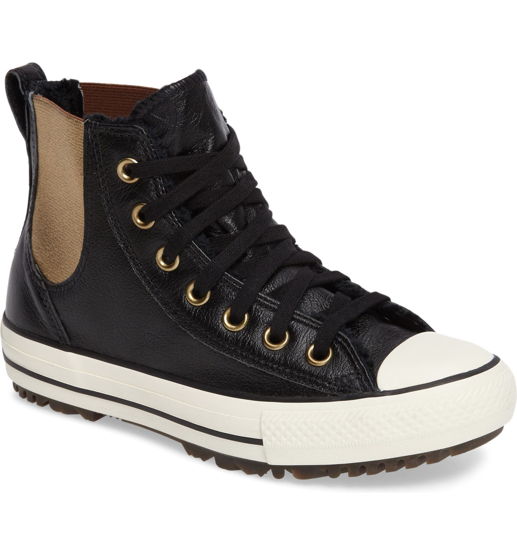 Chuck Taylor® All Star® Faux Fur Chelsea Sneaker