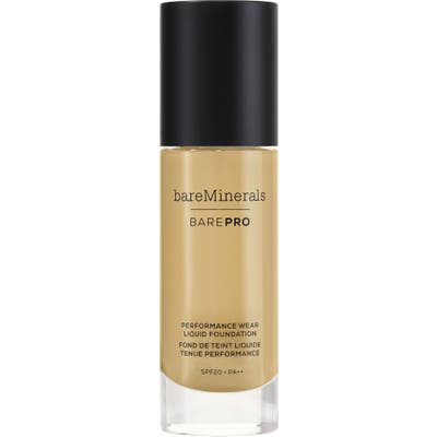 Bareminerals Barepro Performance Wear Liquid Foundation - 19 Toffee