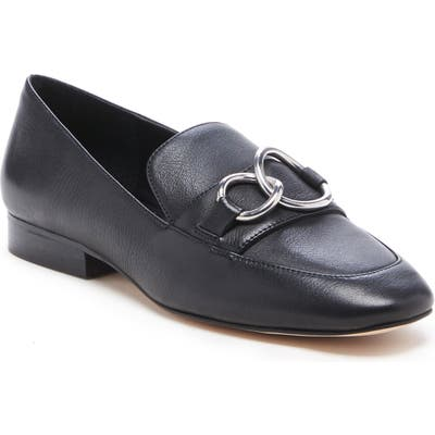 Sole Society So-Talulo Loafer- Black