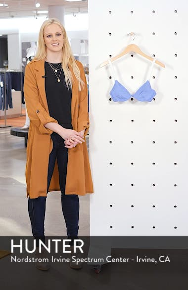 Anna Underwire Bikini Top, sales video thumbnail