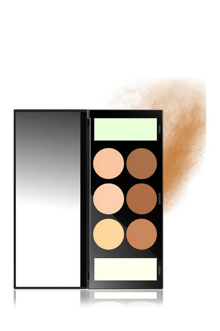 Image of Cailyn Cosmetics Face Modeling Contour Palette - Cream