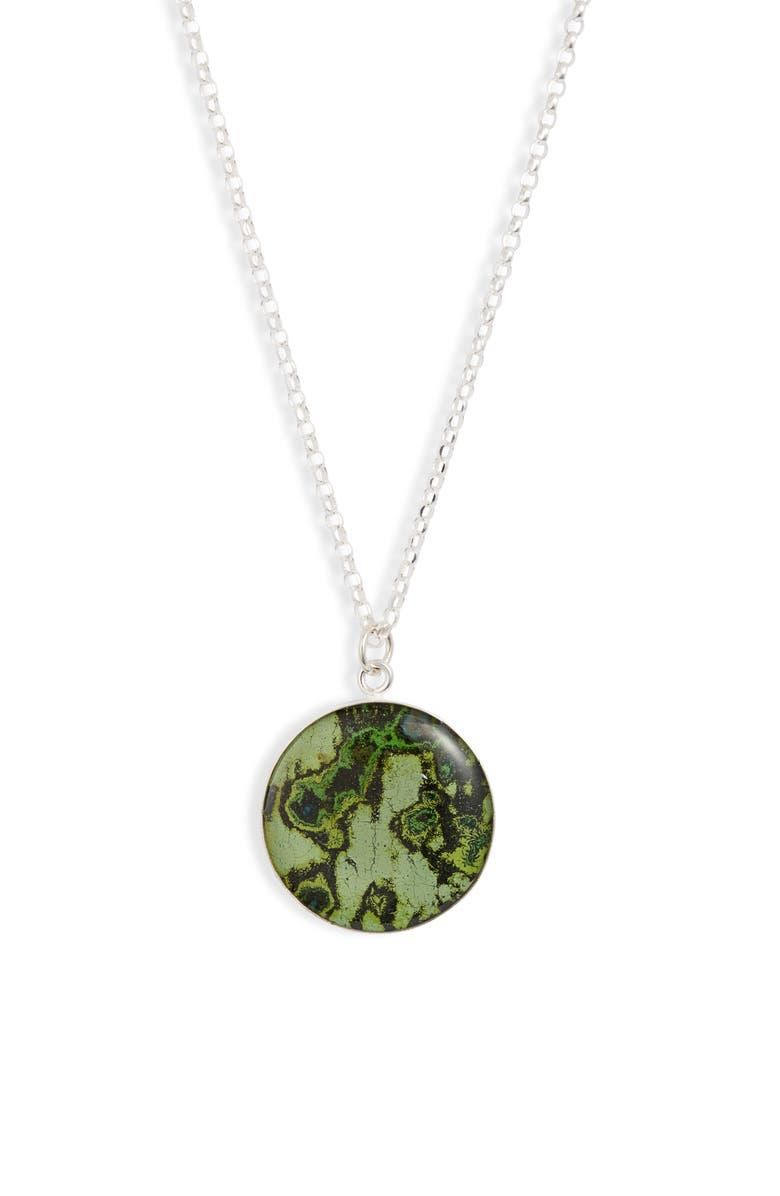 REBEL NELL Nicole Pendant Necklace, Main, color, 300