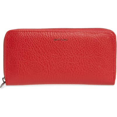 Matt & Nat Zip Around Faux Leather Wallet -