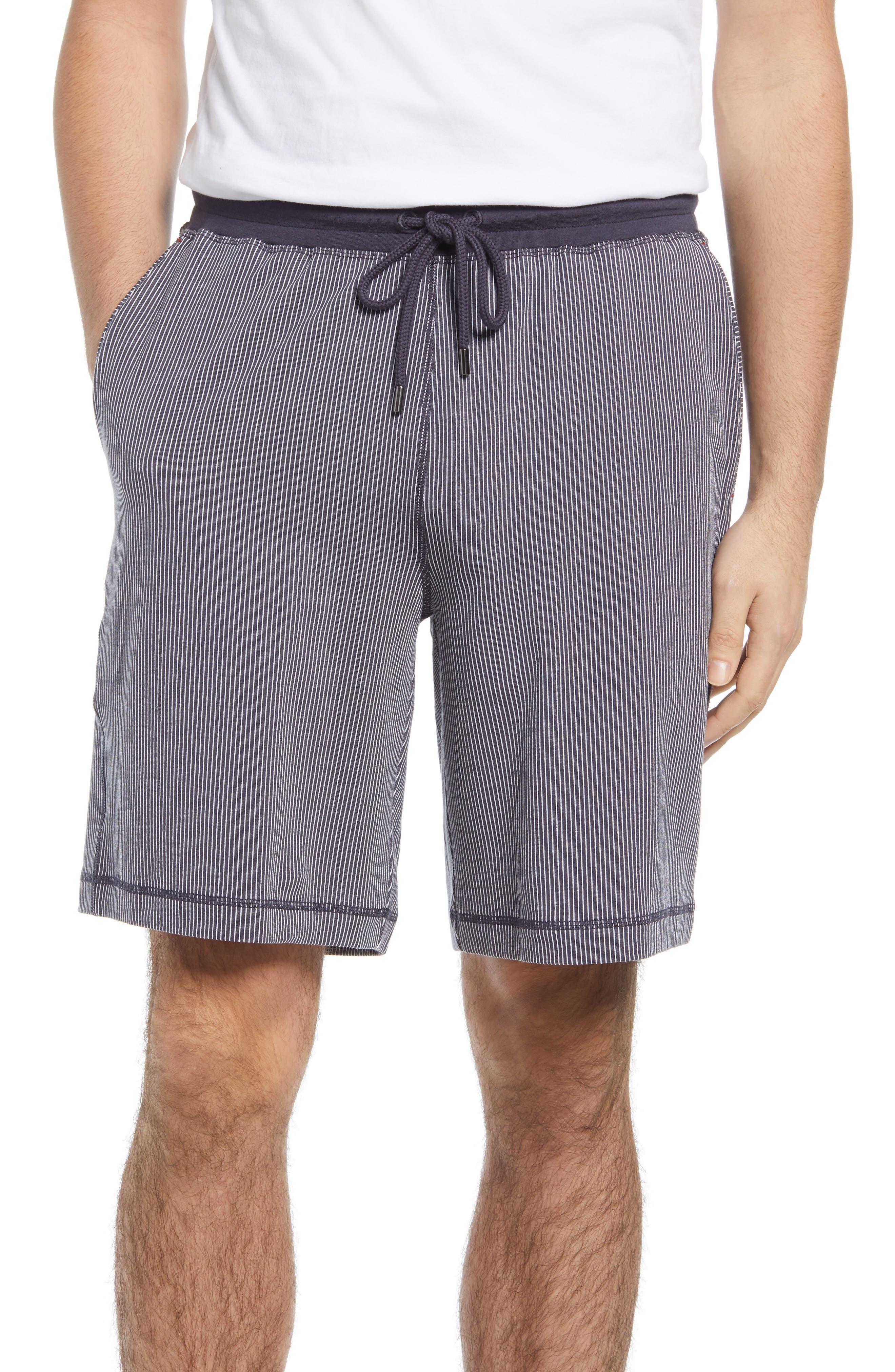 Stripe Sleep Shorts