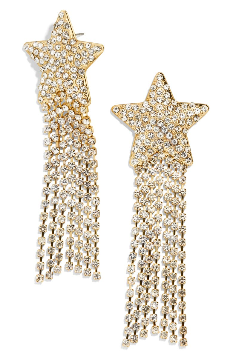 BAUBLEBAR Starry Night Drop Earrings, Main, color, 710