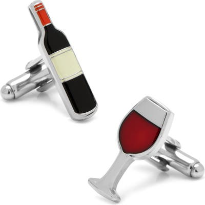 Cufflinks, Inc. Wine & Bottle Cuff Links