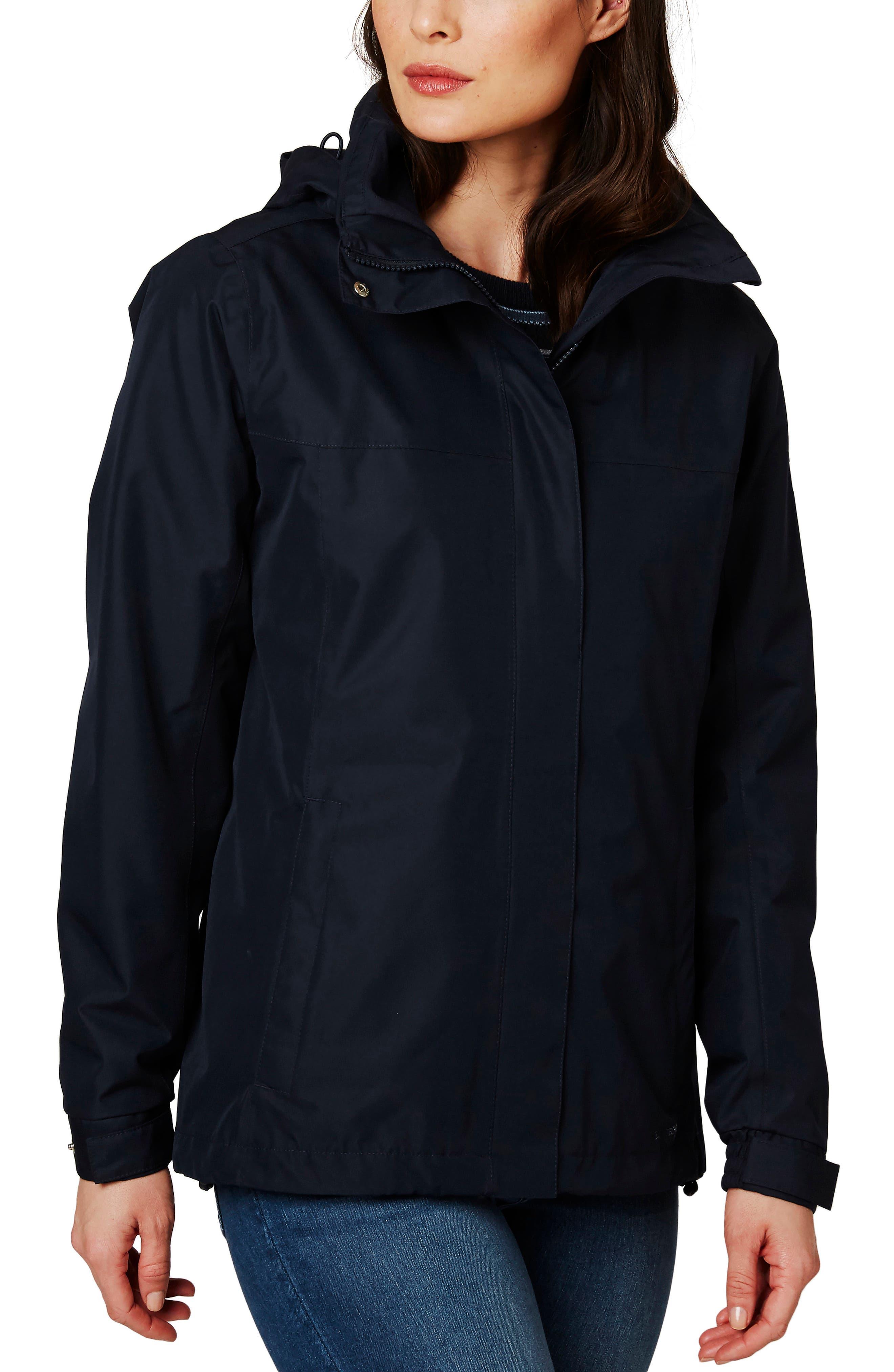 W Aden Waterproof & Windproof Hooded Jacket