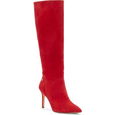 Louise Et Cie Sevita Tall Boot, Red