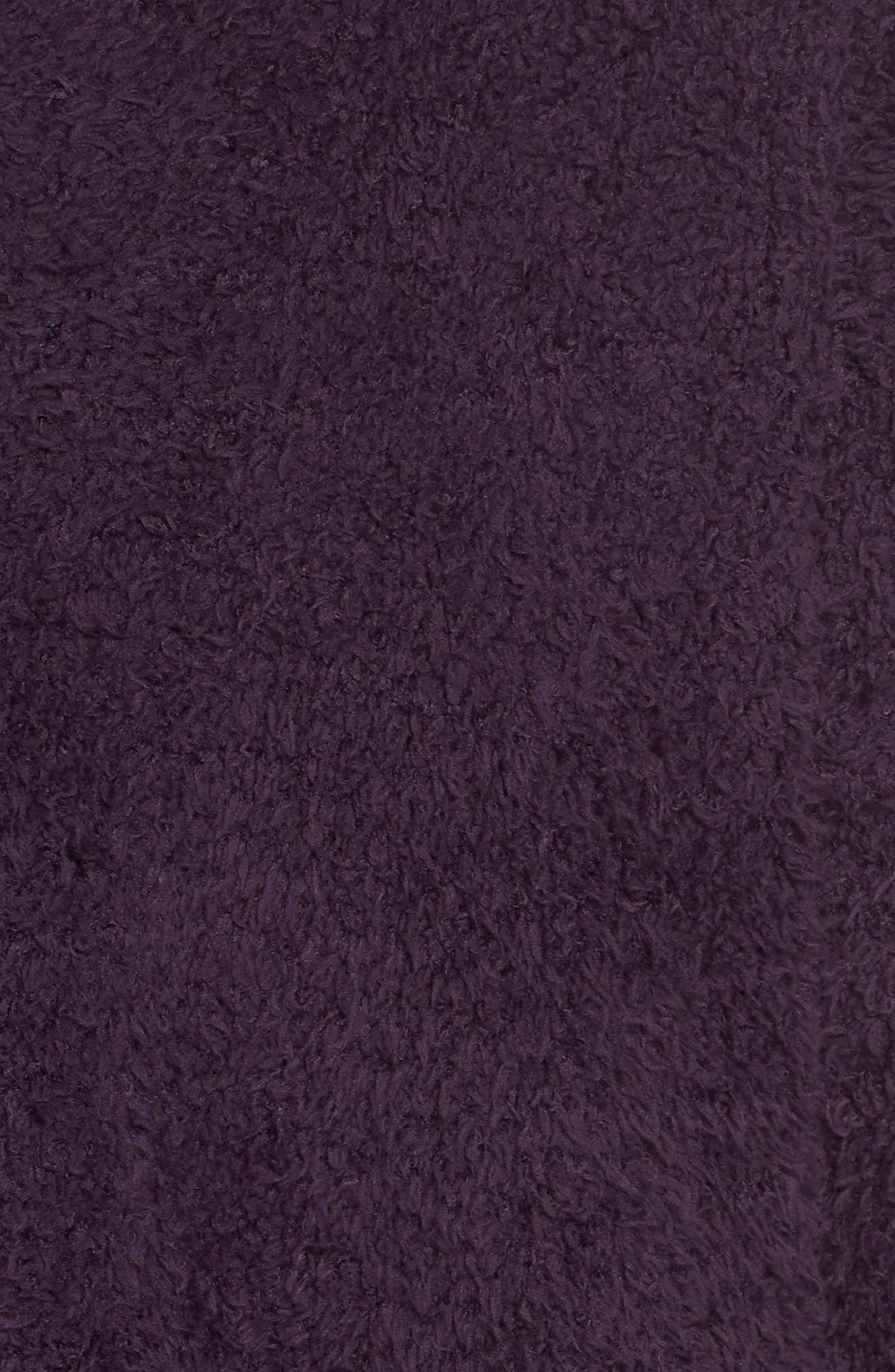 ,                             CozyChic<sup>®</sup> Cardigan,                             Alternate thumbnail 5, color,                             AMETHYST