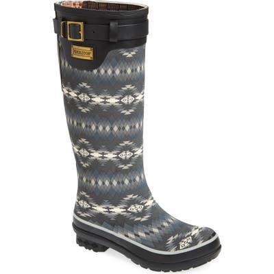 Pendleton Papago Park Tall Rain Boot, Black