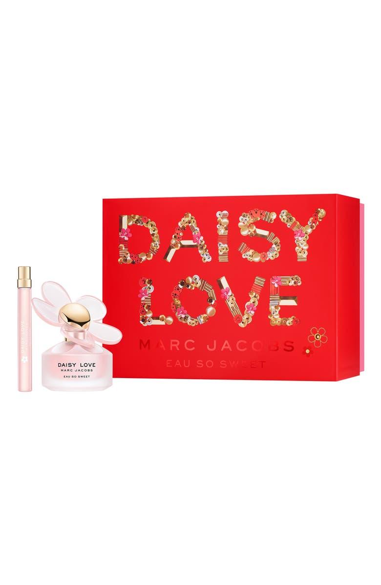 MARC JACOBS Daisy Love Eau So Sweet Eau de Toilette Set, Main, color, NO COLOR