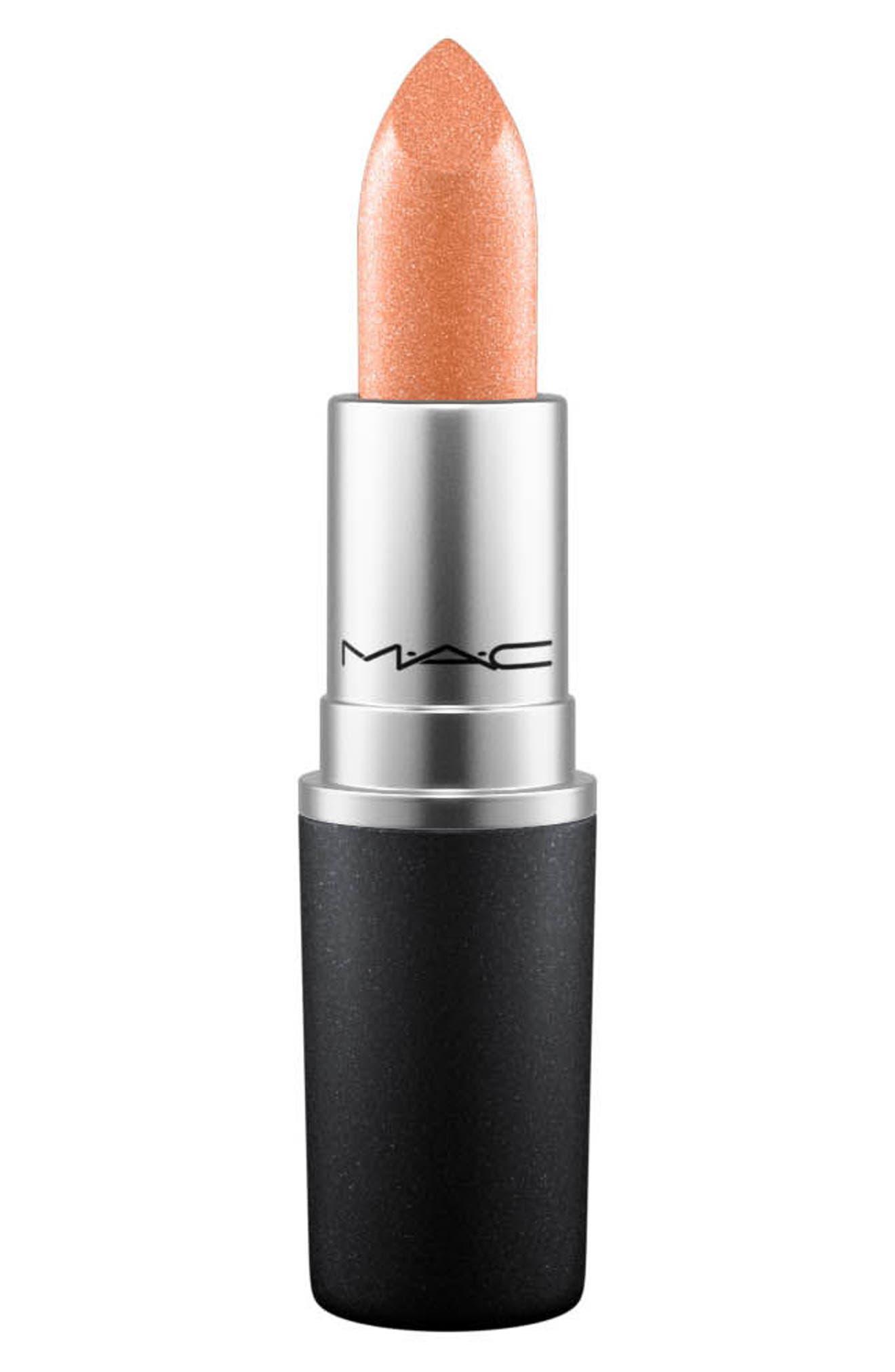 ,                             MAC Strip Down Nude Lipstick,                             Main thumbnail 301, color,                             289