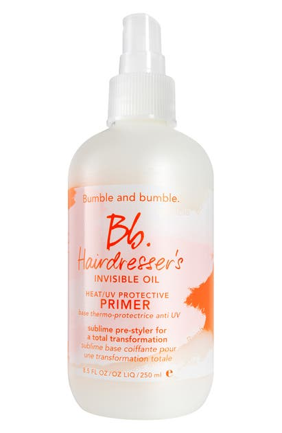 Bumble And Bumble Hairdresser's Invisible Oil Heat/uv Protective Primer, 2 oz