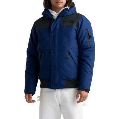 The North Face Newington Waterproof 550 Fill Power Down Jacket, Blue