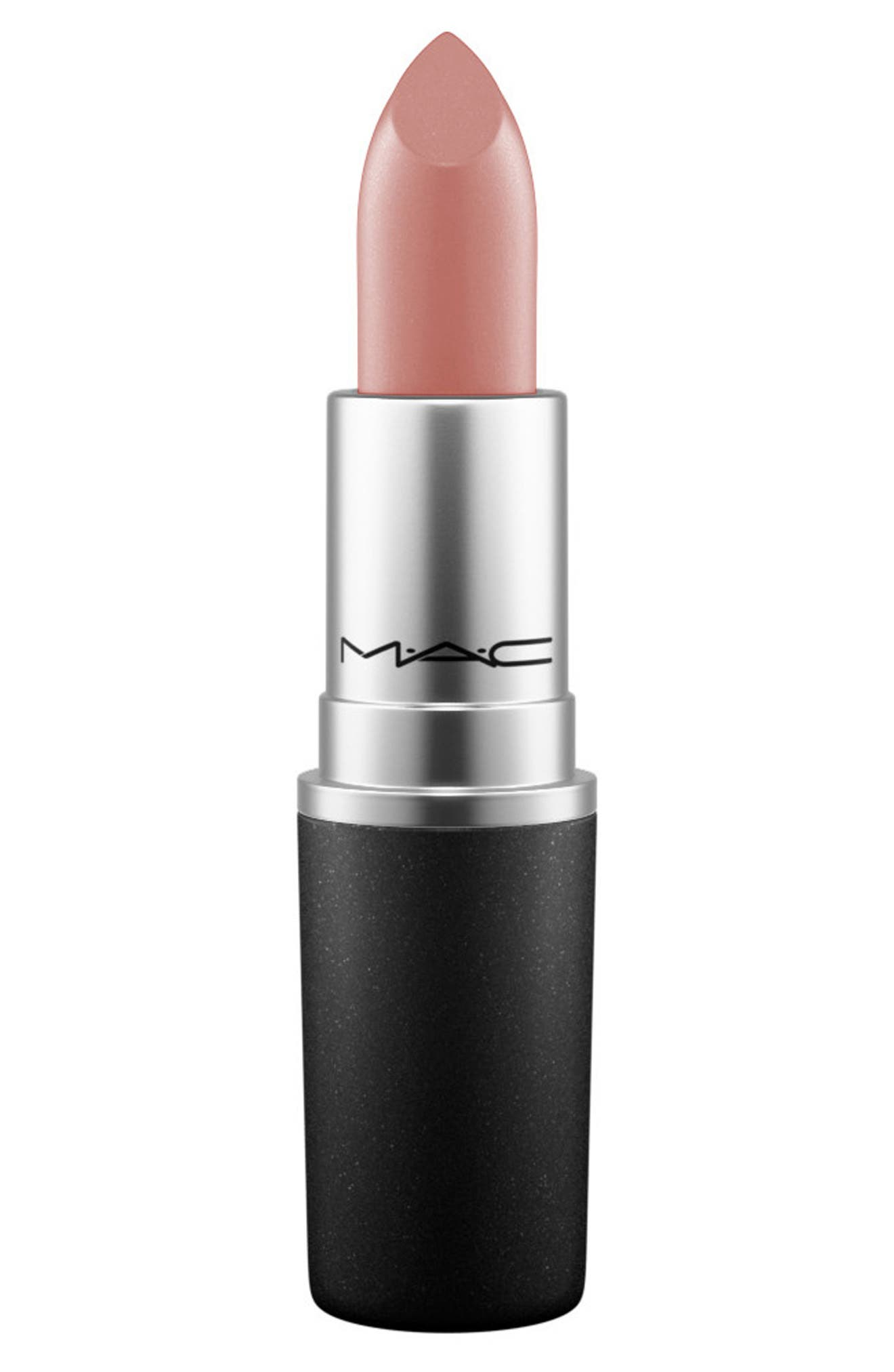 ,                             MAC Strip Down Nude Lipstick,                             Main thumbnail 604, color,                             655