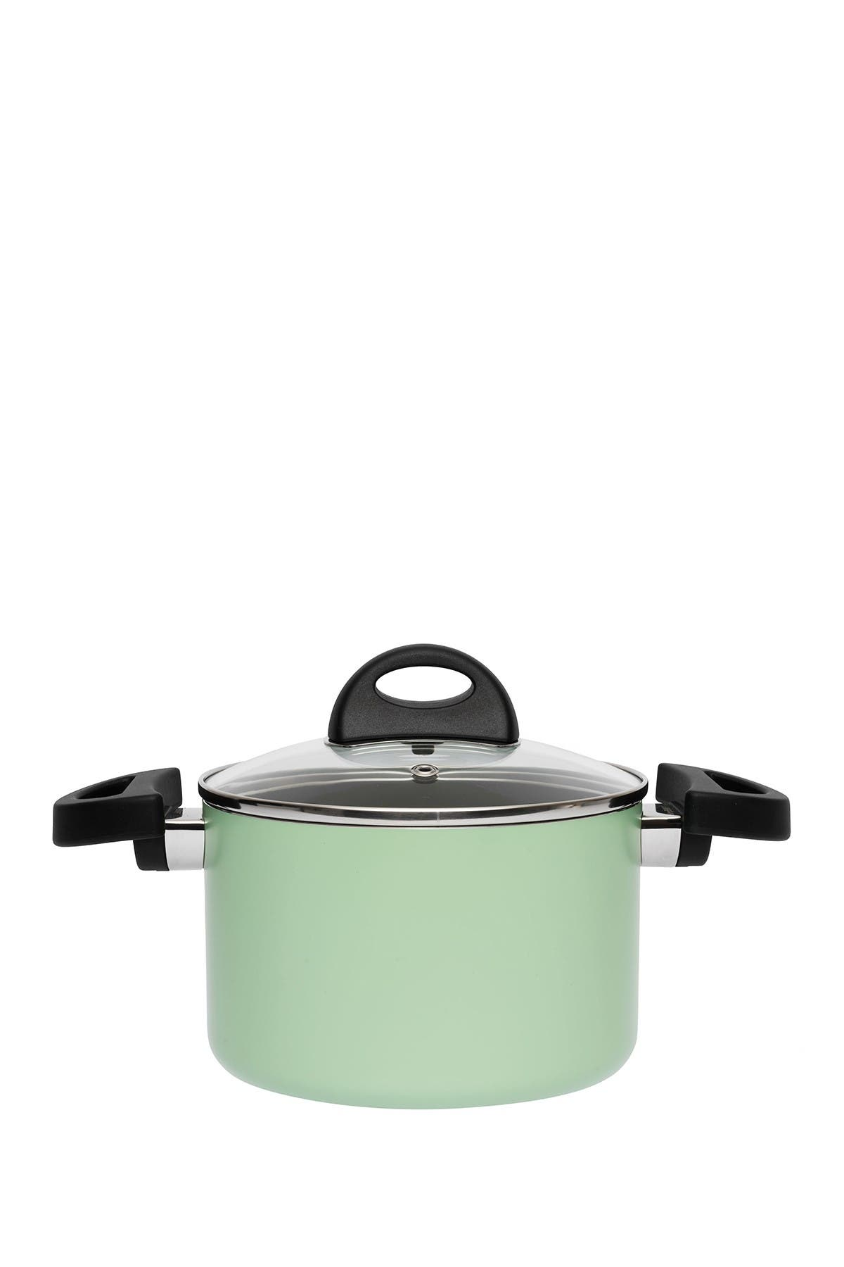 Image of BergHOFF Green 2.1 Quart Covered Casserole