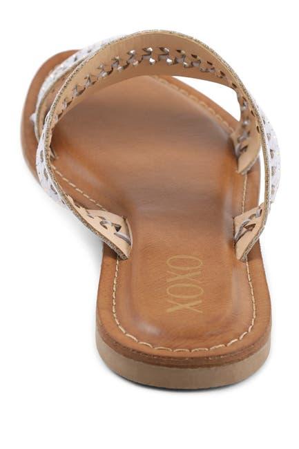 Image of XOXO Ravenna Double Strap Sandal