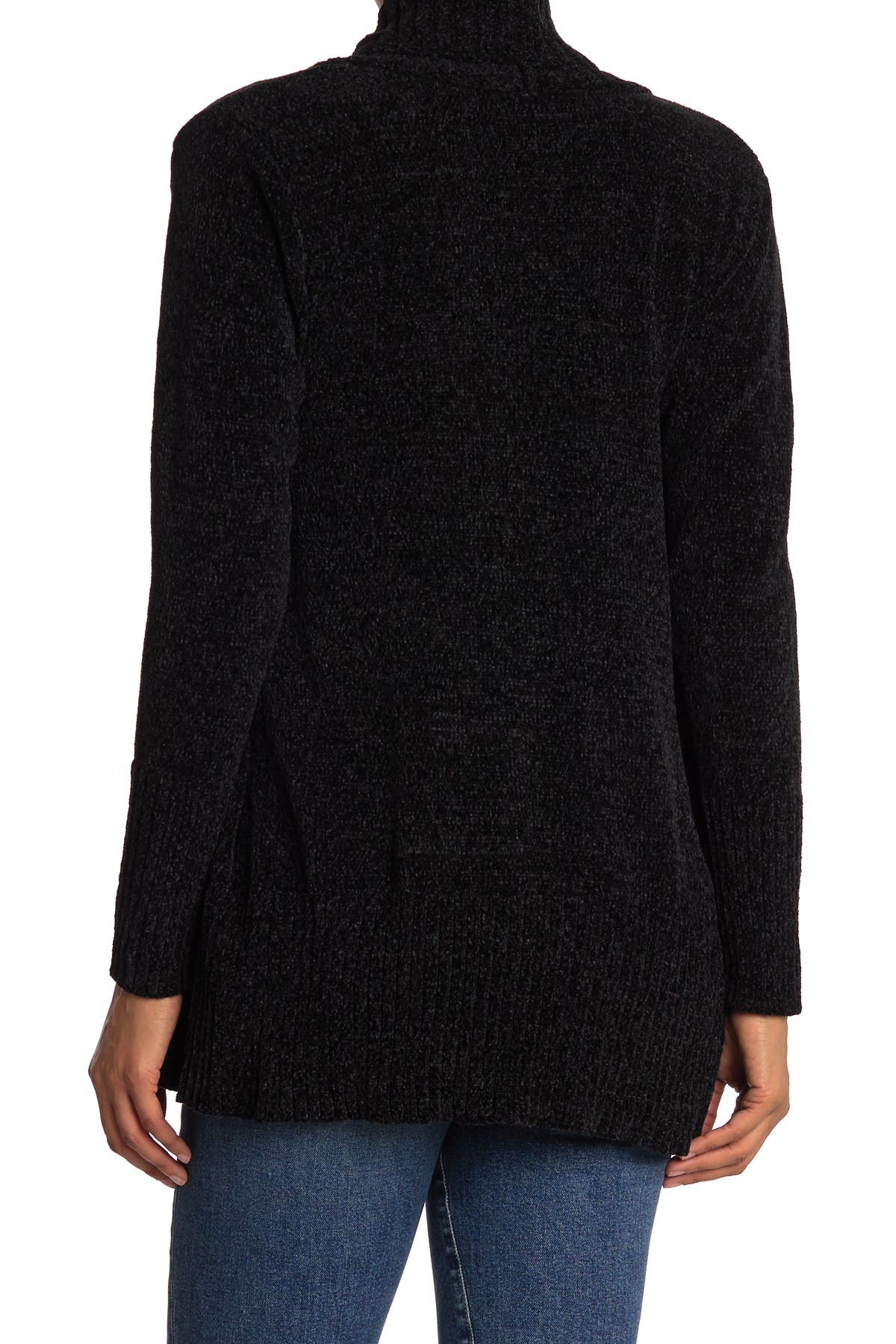 Image of Seven7 Open Front Knit Cardigan