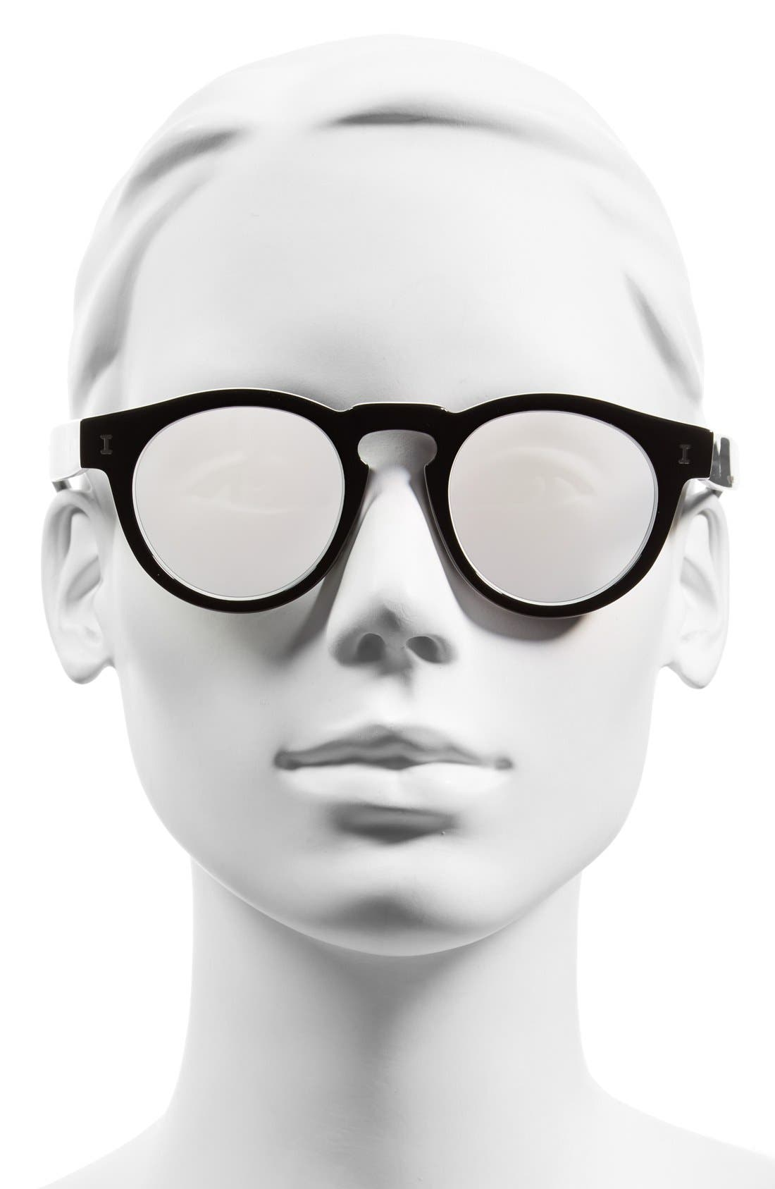 ,                             'Leonard' 47mm Sunglasses,                             Alternate thumbnail 6, color,                             003