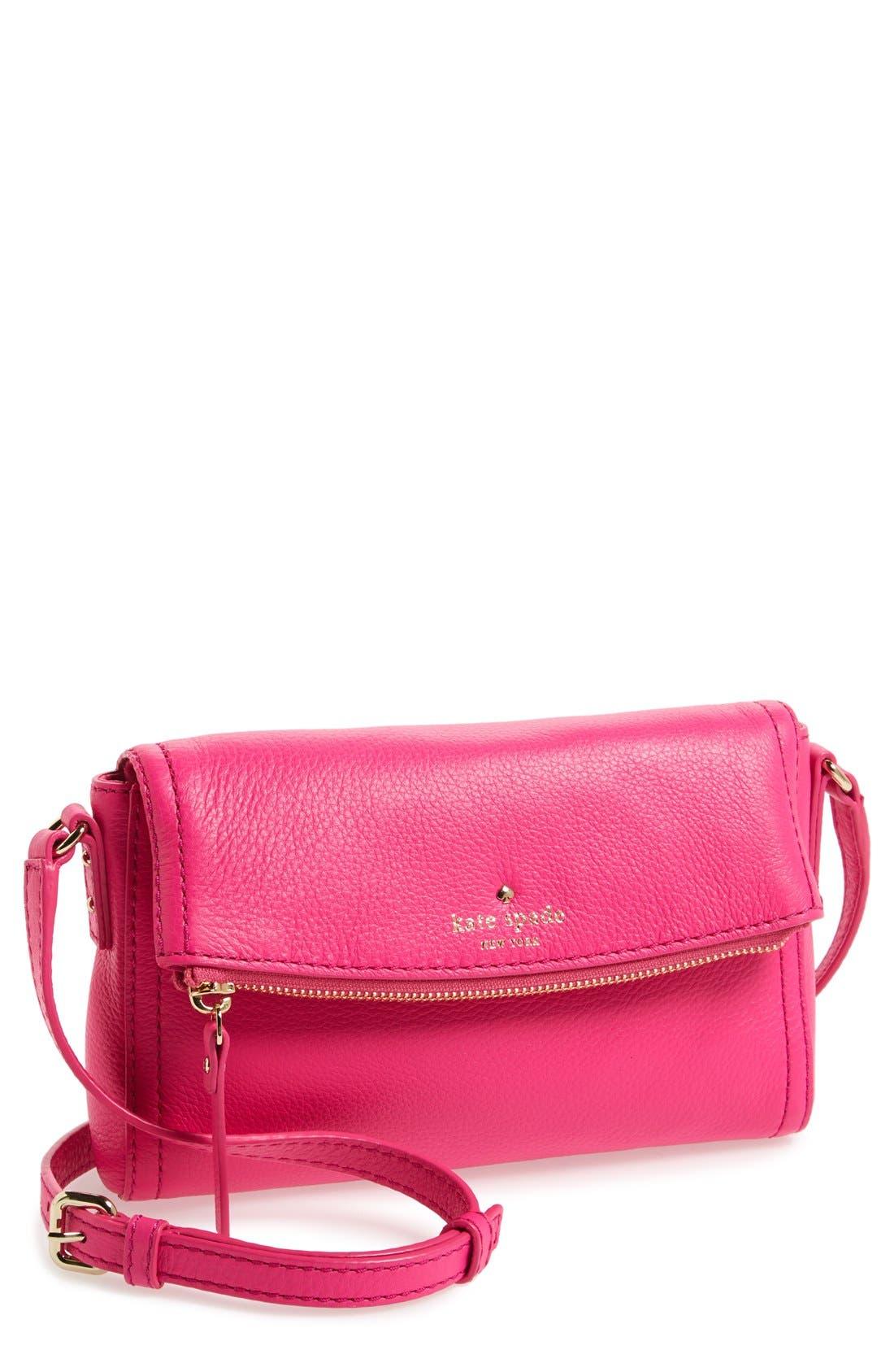 ,                             'cobble hill - mini carson' crossbody bag,                             Main thumbnail 50, color,                             656
