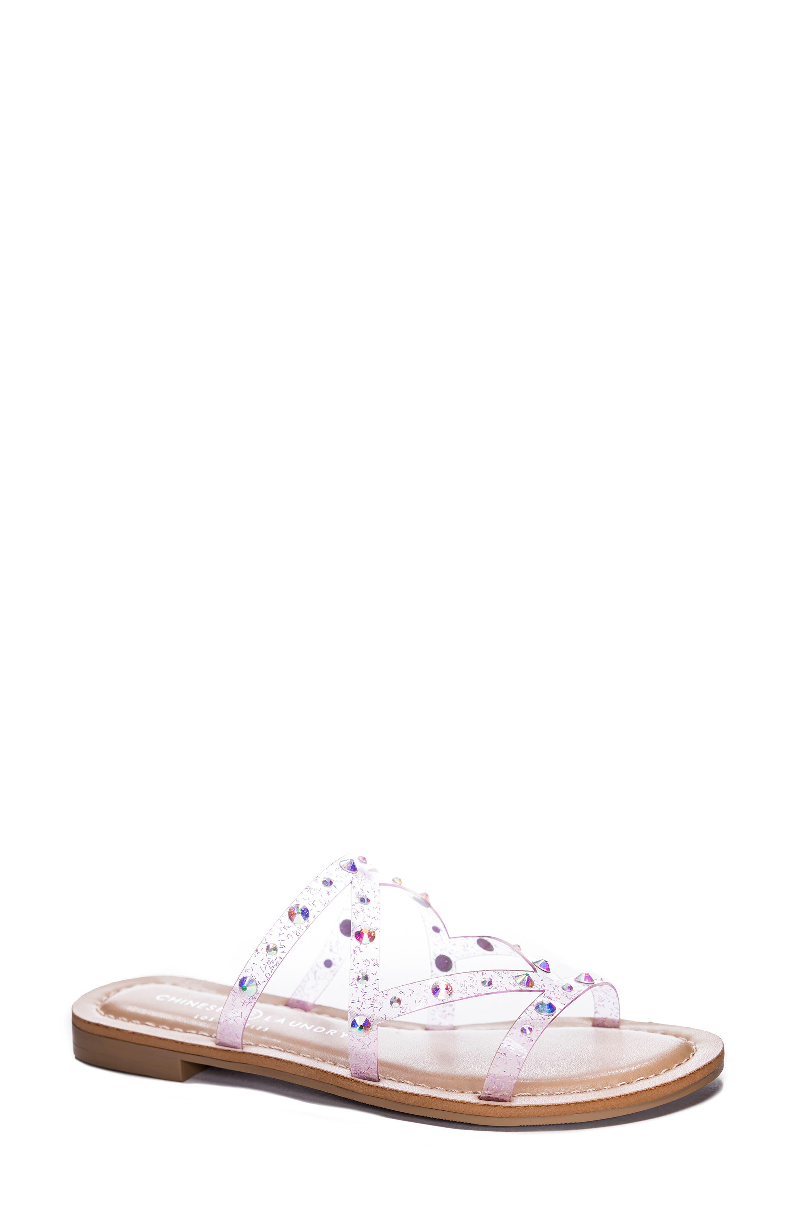 Coralie Slide Sandal