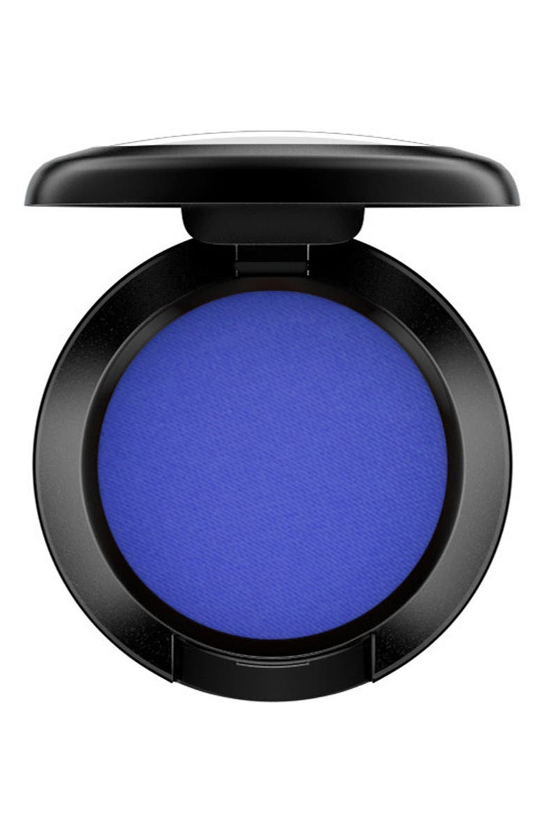 MAC COSMETICS MAC Matte Eyeshadow, Main, color, ATLANTIC BLUE (M)