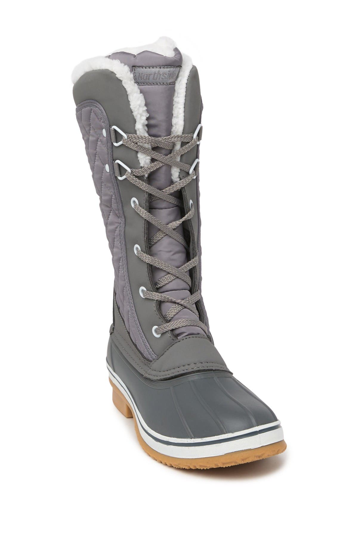 Image of NORTHSIDE Sacramento Faux Shearling Lined Duck Boot