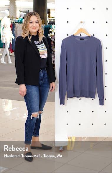 Crewneck Wool Sweater, sales video thumbnail