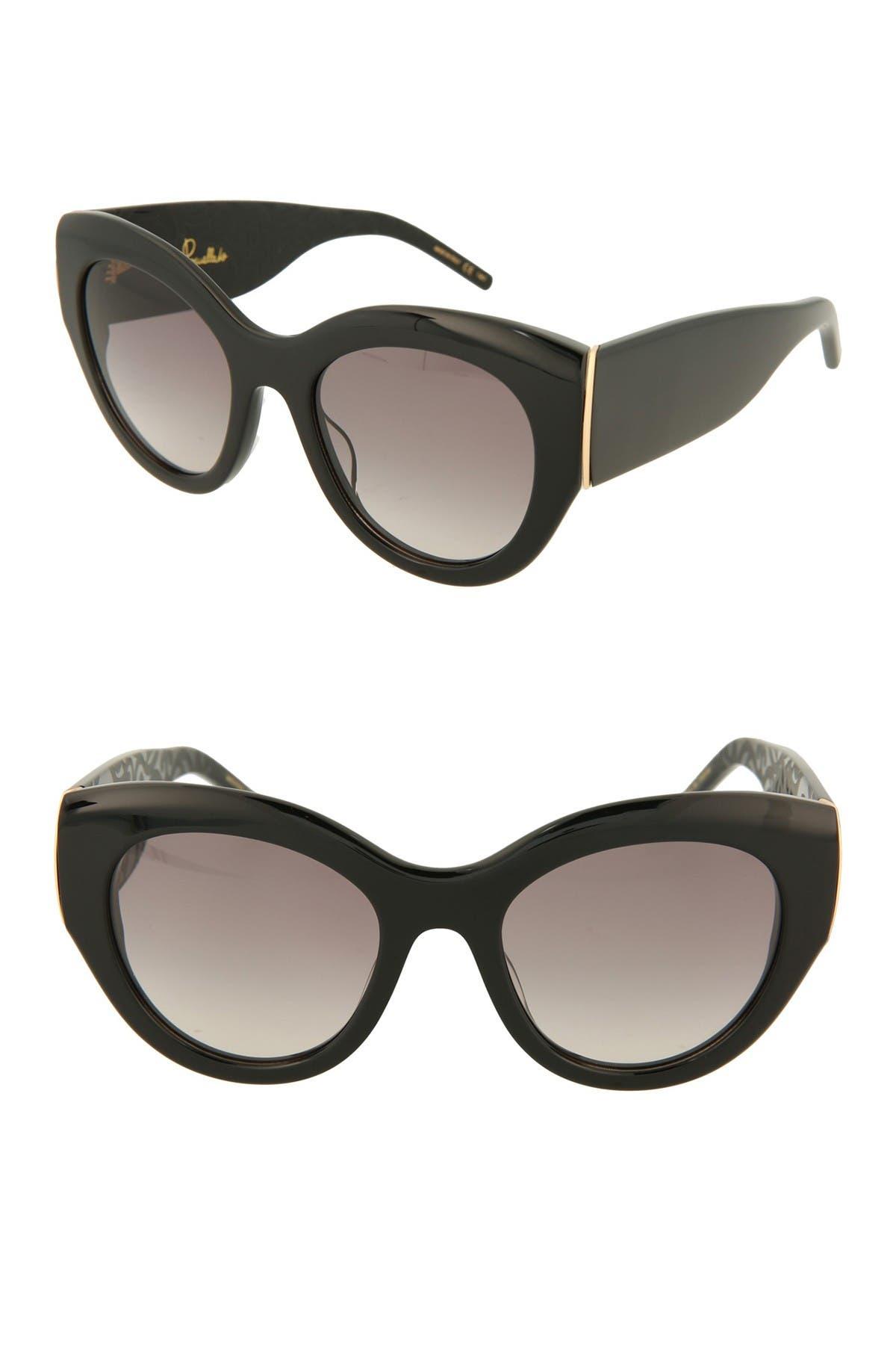 Image of Pomellato 51mm Cat Eye Sunglasses